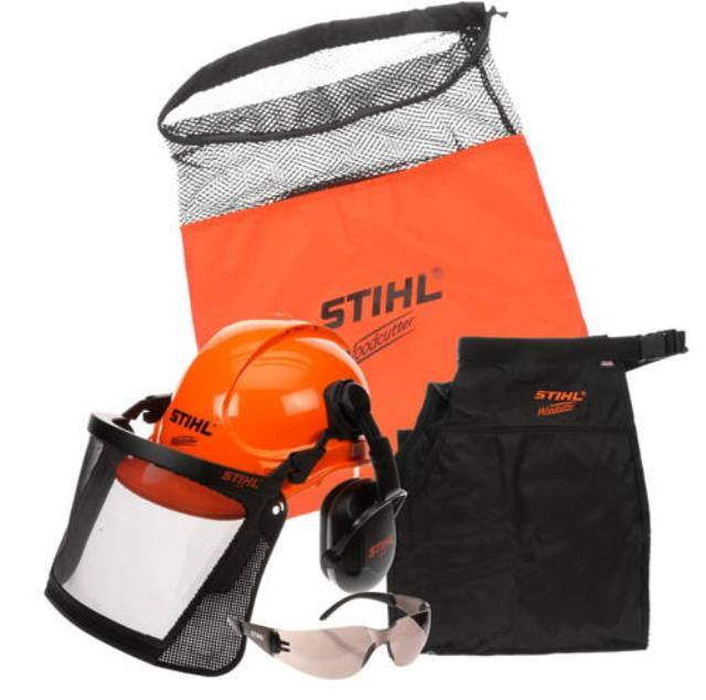 Where to find CHAIN SAW-SAFETY KIT in Lancaster