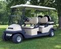 Rental store for GOLF CART,GAS PWR 6 SEAT in Stevens PA