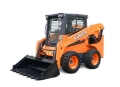 Rental store for SKIDLOADER  KUBOTA SSV65 W CAB 2-SPEED in Stevens PA