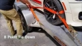 Rental store for TRAILER-CAR TIE DOWN WHEEL STRAPS SET-4 in Stevens PA