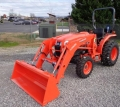 Rental store for TRACTOR-KUBOTA L3901 W LOADER in Stevens PA