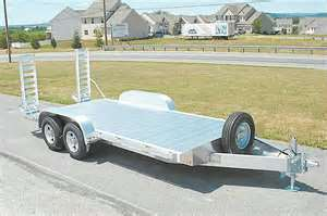 Where to find TRAILER-18  SST EBY ALUM. W RAMPS in Stevens