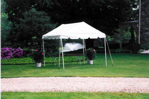 Where to find FOR SALE TENT 10X10 FRAME WHITE in Stevens