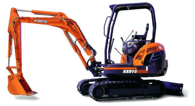 Where to find EXCAVATOR-MINI KUB. KX91 W HYD THUMB in Stevens