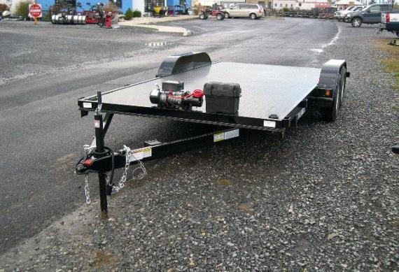 Where to find TRAILER-18  GRANITE TILT W  WINCH in Stevens