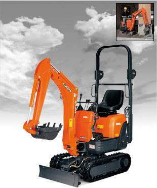 Where to find EXCAVATOR-MINI KUBOTA K008-3-SMALL in Lancaster