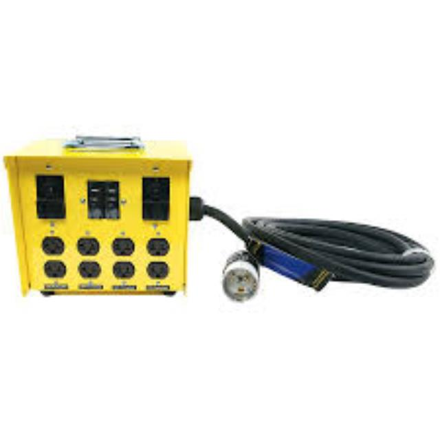 Where to find GENERATOR-DISTRIBUTION BOX in Lancaster