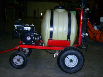 Where to find SPRAYER-25 GAL. GAS-LAWN in Lancaster