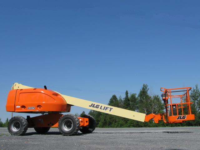 Where to find LIFT-40  STRAIGHT BOOM JLG 400S-4WD in Stevens
