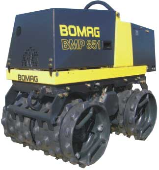 Where to find ROLLER-33.5 TRENCH  BMP851 BOMAG in Stevens
