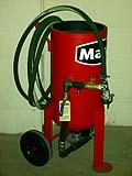 Where to rent SANDBLASTER-200 LB. in Lancaster PA