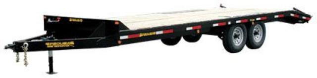 Where to find TRAILER-DO920 DECK OVER W ELEC BRAKE in Stevens