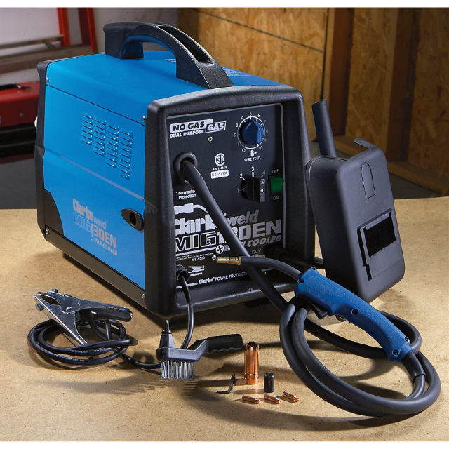 Where to find WELDER-110V WIRE FEED in Lancaster