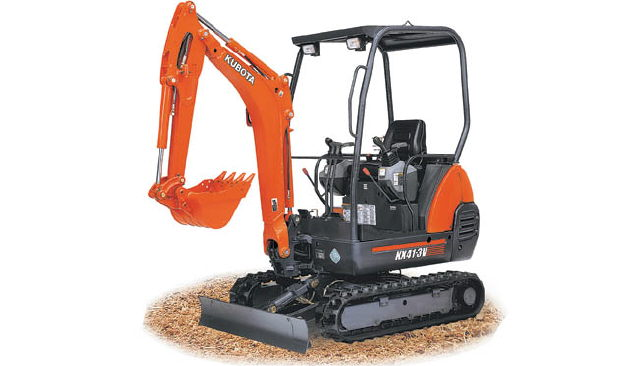 Where to rent EXCAVATOR-MINI KUBOTA KX41-3 MED. in Lancaster County PA, Lebanon PA, Reading PA, Berks County Pennsylvania, Ephrata, Denver PA