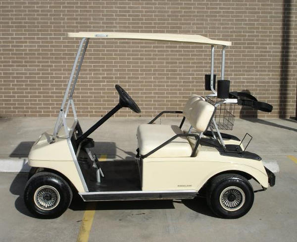 Where to find GOLF CART,GAS PWR 4 SEAT  40 in Stevens