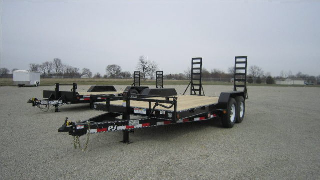 Where to find TRAILER-18  SST PJ EQUIPMENT in Stevens