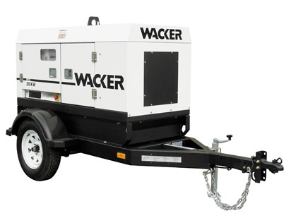 Where to find GENERATOR- 20 KW TOW BEHIND in Lancaster