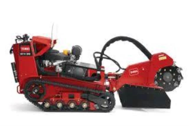 Where to find STUMP GRINDER-38HP TORO in Stevens