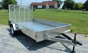 Where to find TRAILER-5  X 10  EBY ALUM. W RAMP in Stevens
