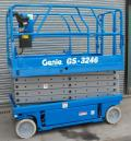 Used Equipment Sales LIFT-32  SCISSORS GS3246 GENIE in Stevens PA