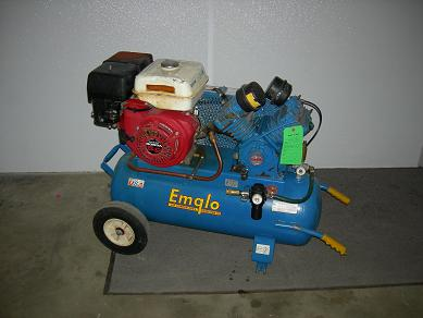 Where to find COMPRESSOR-8HP 4CYL. GAS EMGLO in Stevens