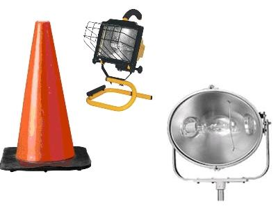 Rent Lighting And Safety Equipment