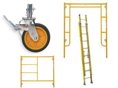 Rent Scaffolding, Ladders & Stages