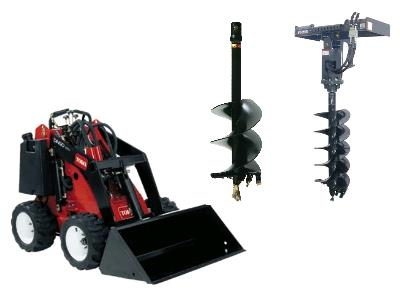 Rent Skidloaders And Attachments